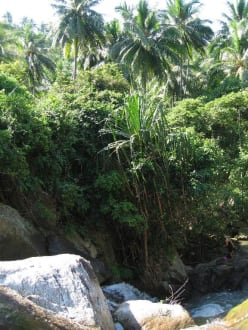 Im Landesinnern @ Namuang Wasserfall - Na Muang Wasserfall