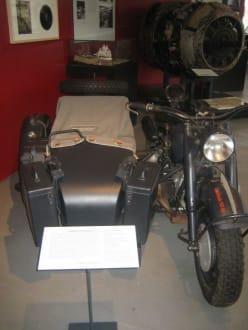 BMW R 75 Gespann 1942 - Automobile Welt Eisenach