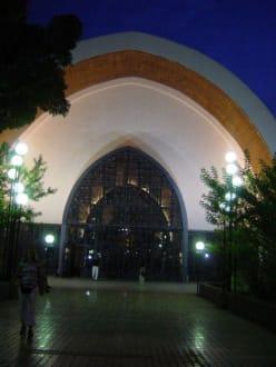 Kirche - Templo Ecuménico El Salvador