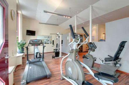 Fitnessbereich - TRYP München City Center Hotel