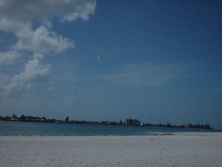 Gähnende Leere - Sarasota Beach