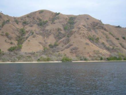 Fahrt nach Komodo - Nationalpark Komodo
