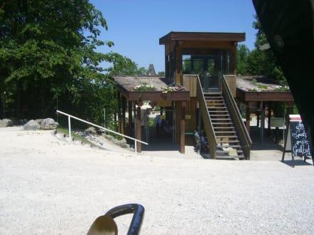 Eingang - Familienparadies Agrarium
