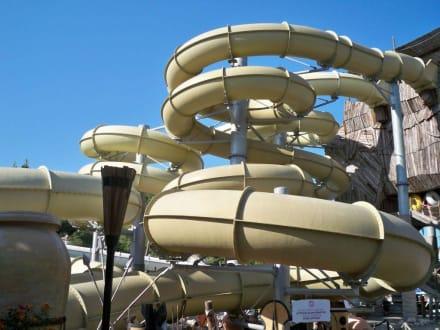 Wasserrutsche - Troy Aqua Park