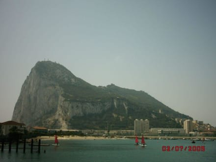 Gibraltar - Strand Nerja