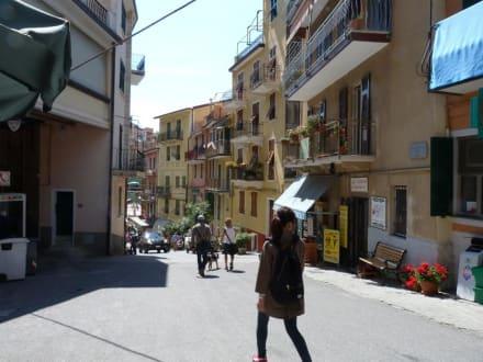 Hauptstrasse - Cinque Terre