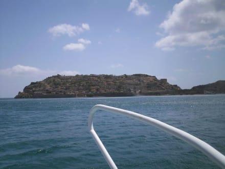 Sehenswertes - Insel Spinalonga / Kalidonia