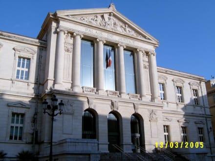 Justizpalast von Nizza - Altstadt Nizza