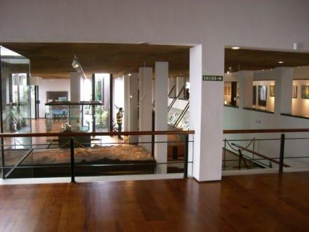 Innenansichten - Centro de Visitantes