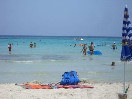 Strand von Sa Coma - Strand Sa Coma