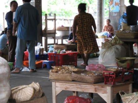 Markt Padand Bai - Hafen Padang Bai