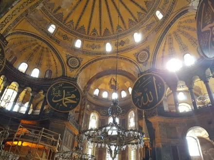 Sultanahmet Moschee - Sultan Ahmed / Blaue Moschee