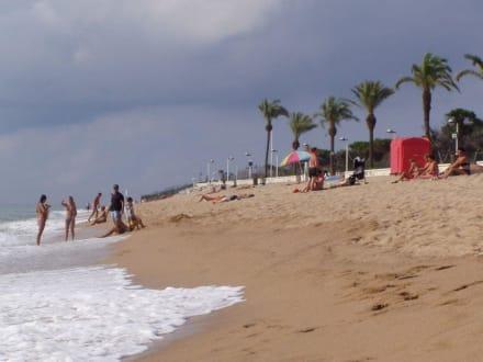 Strand - Strand Blanes