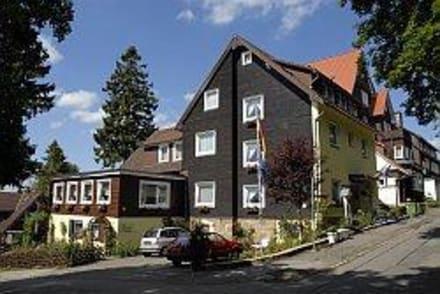Hotel Hecker Außenansicht - Hotel Hecker