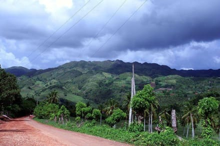 Quadtour durch die Hügel - Quad Tour Las Galeras