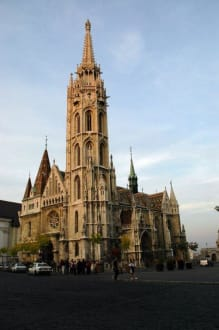 Matthiaskirche - Matthiaskirche