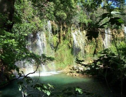 Kursunlu Wasserfall 18 m - Kursunlu Wasserfälle