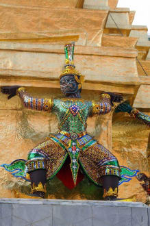 Wache - Wat Arun