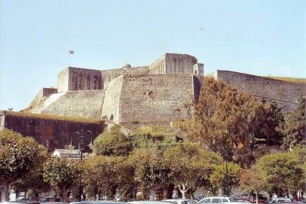 Kerkyra, Neue Festung - Neue Festung von Kerkyra