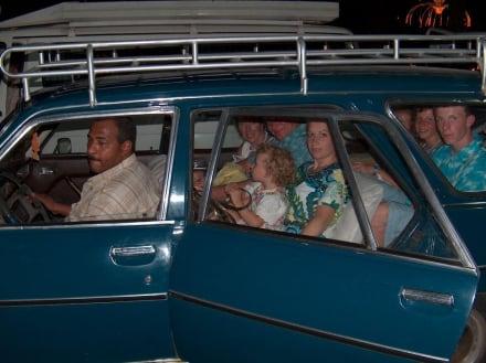 Ägyptisches Taxi - Transport