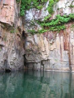 Bootsfahrt - Nitmiluk (Katherine Gorge) National Park