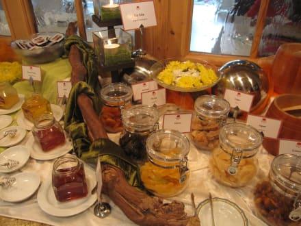 Das Wahnsinns-Frühstück - Dolce Vita Hotel Preidlhof
