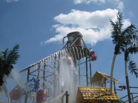 Amusement Park - Action Aquapark Sunny Beach