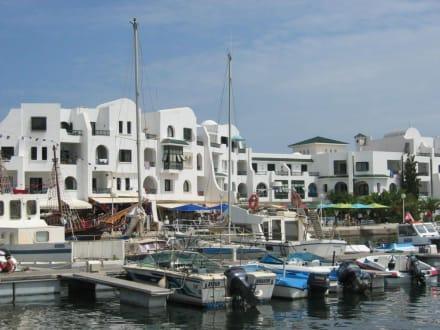 Jachthafen Port el Kantaoui - Yachthafen Port el Kantaoui