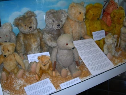 Spielzeugmuseum im alten Rathaus - Marienplatz