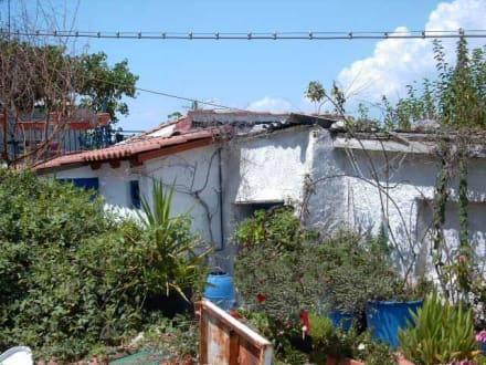 Häuser im Anafiotika - Anafiotika