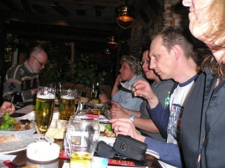 Mahlzeit - HolidayCheck User-Treffen Nord