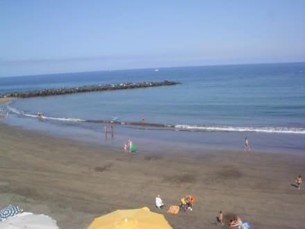 Strand von Playa de las Americas - Strand Playa de las Americas
