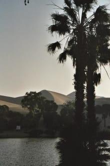 Oase Huacachina bei Ica - Oase Huacachina
