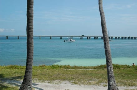 Blick aufs Meer - Bahia Honda Key State Park