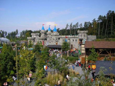 Die Burg - Legoland