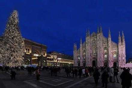 Plage/Côte/Port - Place principale de Milan Piazza del Duomo