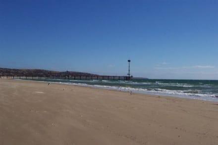 Beach und Jetty - Brighton Beach und Jetty