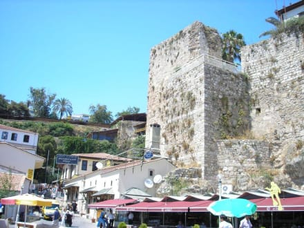Sehr emphelenswertes Lokal direkt am Anleger - Hafen Antalya