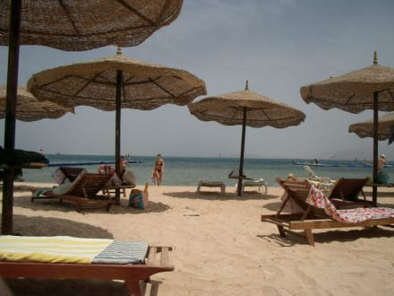 Hotel Sol Sharm Strand - Rotes Meer