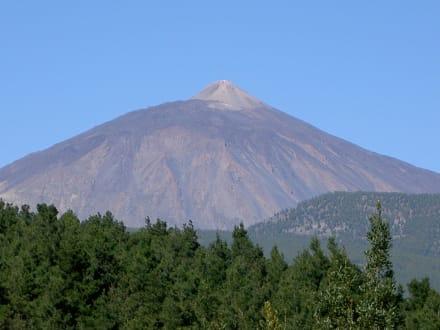Mountain/Volcano/Hills - Teide National Park