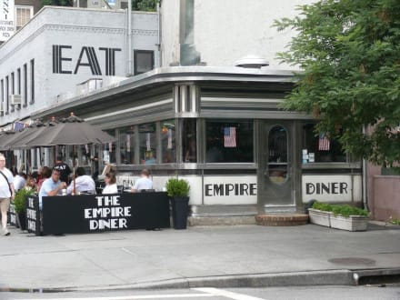 Empire Diner in Chelsea - Empire Diner