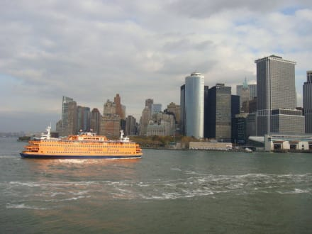 Staten Island Ferry - kostenlos - Staten Island Ferry