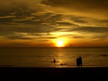 Sonnenuntergang... - Strand Kata Noi