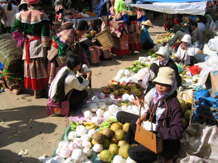 Markt in Bac Ha - Bac Ha