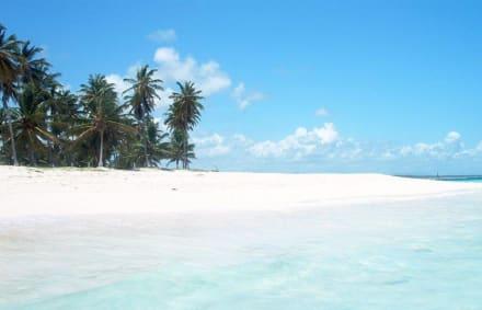 Weißer gehts kaum noch - Playa Bávaro