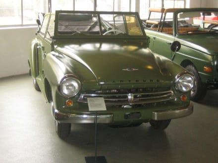 Wartburg 311-4 Einsatzwagen, 1959 - Automobile Welt Eisenach