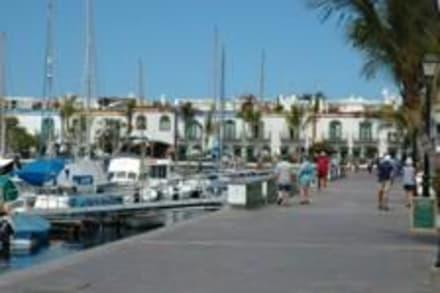 Puerto Mogan Hafen - Hafen Puerto de Mogán