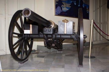 Palacio de los Capitanes Generales - Palacio de los Capitanes Generales (Stadtmuseum Havanna)