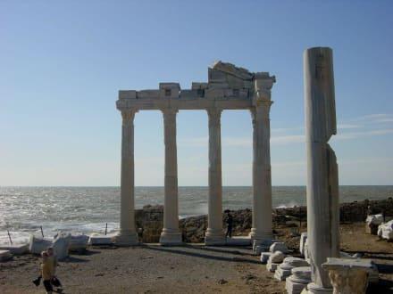 Apollo Tempel - Apollon Tempel