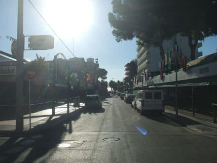 Schinkenstraße - Schinkenstraße